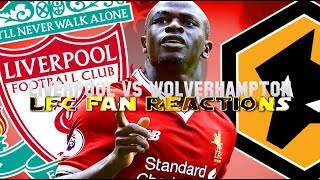 LIVERPOOL ON FIRE!!! TOP OF THE LEAGUE!!!! LFC FAN REACTIONS LIVE WATCHALONG