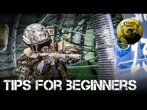 5 Tips for new airsoft players