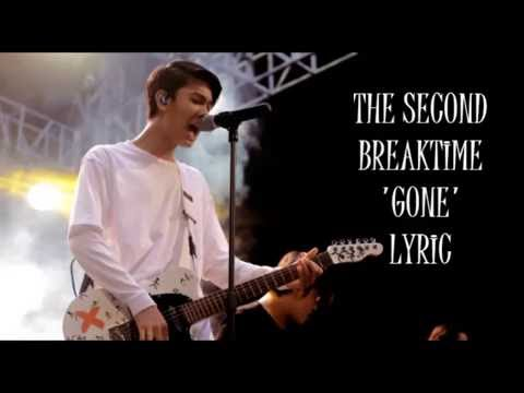 THE SECOND BREAKTIME 'GONE' LYRIC