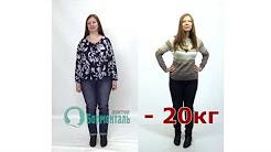 Как похудеть на 20 кг