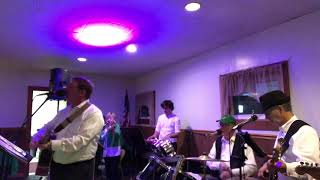 50's Medley, performed by The Black Velvet Band