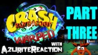 JET SKIS - Crash Bandicoot 3: Warped - (Part 3)
