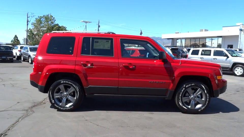 Lithia Jeep Reno >> 2016 JEEP PATRIOT Reno, Carson City, Northern Nevada, Sacramento, Elko, NV GD745640 - YouTube