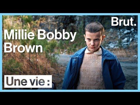 Une vie : Millie Bobby Brown