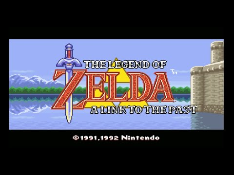 [Test Snes] Zelda : A Link to the Past