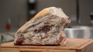 Let´s eat: Luma Beef & Luma Pork  - mit Edelschimmel gereiftes Fleisch