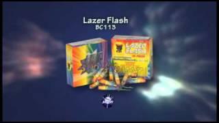 LASER FLASH STROBE- FIREWORKS