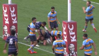 Land Rover 1st XV Rugby: Sacred Heart v MAGS | SKY TV