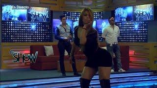 Ponen a bailar a Anel
