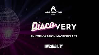 Tim Goyder | Arlington Discovery: An Exploration Masterclass