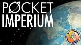 Pocket Imperium — Spiel 2015