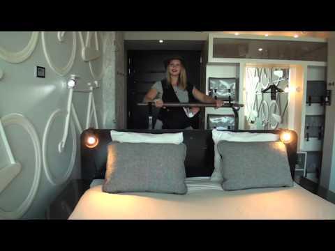 VolksVlog: Volkshotel SPECIAL ROOMS