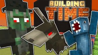 Minecraft Xbox - HALLOWEEN SPECIAL! - Building Time! [#6]