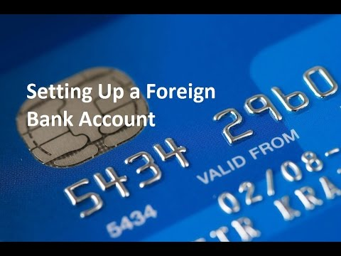 Study Abroad: Student Bank Accounts