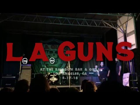 LA Guns @ Rainbow Bar & Grill in...