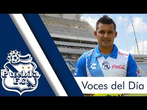 Puebla FC | Carlos Gutiérrez | AP15