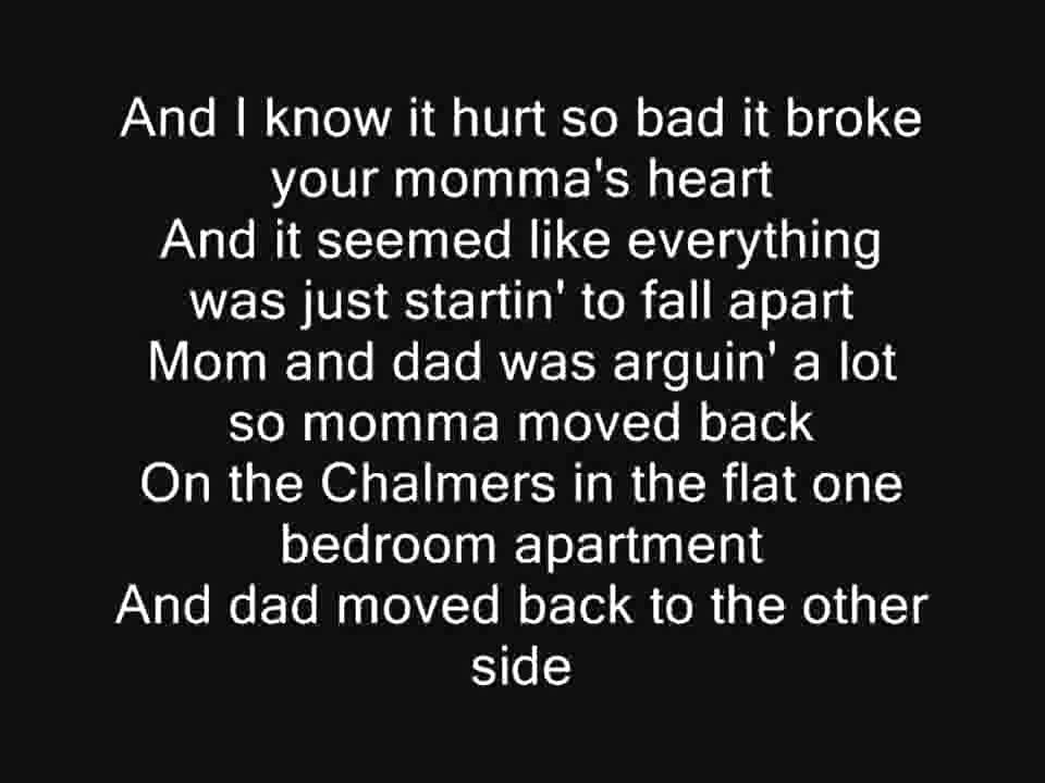 Lyric all i know lyrics : Eminem - Mockingbird LYRICS Original - YouTube