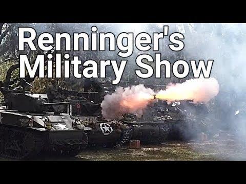 Renninger's Military Show - Mt. Dora, FL