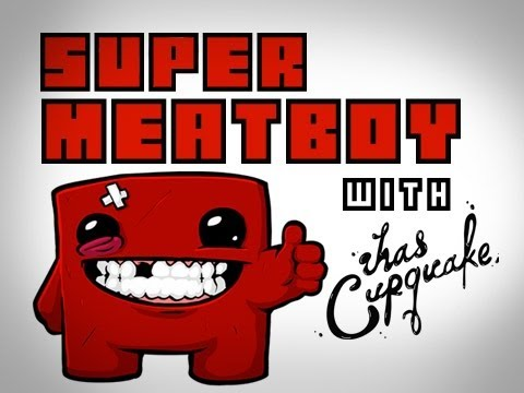 "Super MeatBoy Ep.1 ""Learning"""