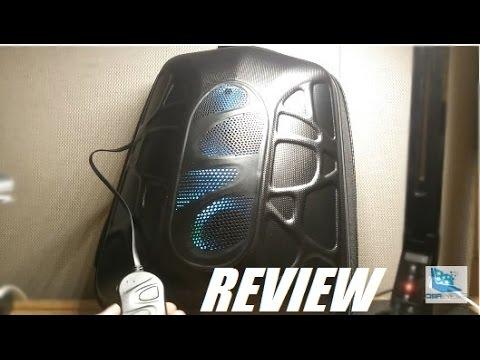 REVIEW: Trakk Shell - Smart Bluetooth Backpack?!