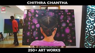 Chithra Chantha - An exhibition of expressing oneself