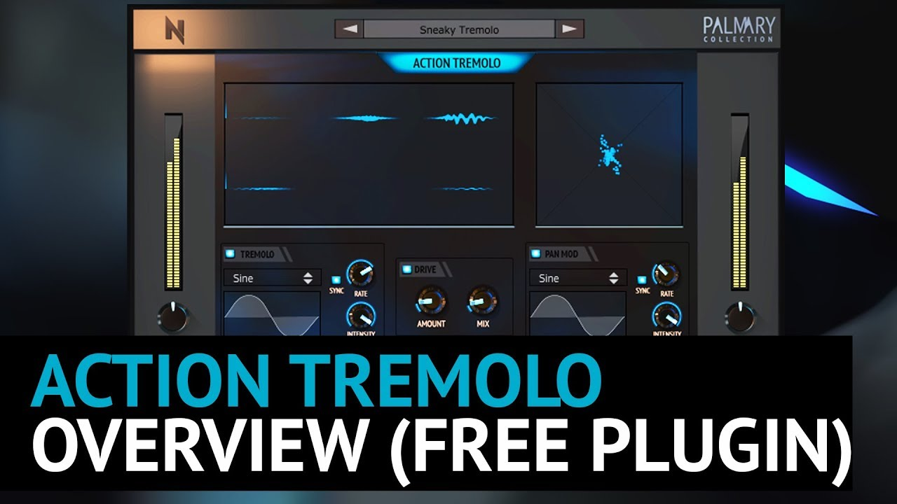 Best free plug-ins this week: delay, synth pads, and a tremolo