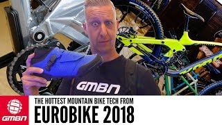 The Hottest Mountain Bike Tech From Eurobike 2018