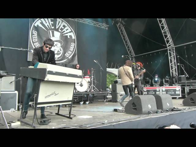 ParkCity Live 2012 - The Deaf