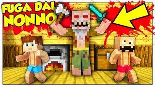 IL NONNO DI LUCA VUOLE UCCIDERCI! - Minecraft ITA
