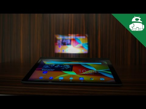 Lenovo Yoga Tab 3 Pro First Look