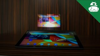 Lenovo Yoga Tab 3 Pro First Look