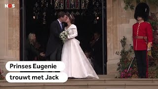 PRINSES EUGENIE: Trouwt met haar Jack