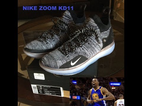 NIKE ZOOM KD 11 'Still KD' (First Thoughts: CLEAN!!)