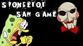 SpongeBob Saw Game - [English Walkthrough]