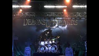 September 5 2019 Demons & Wizards (full live concert 4K) [Playstation Theater, New York City]