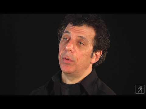 Novelist Eric Bogosian: Advice