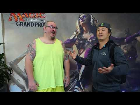 FIRST MTG GRAND PRIX EXPERIENCE = GP Portland 2017 Player Profile  - James Springer {Twin Falls, ID}