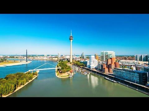 Düsseldorf wagen tour - Dusseldorf car tour