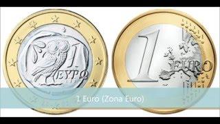 Monedas similares a las de 1 euro - Todo Monedas