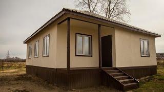 Комсомольск-на-Амуре, новый  3-х комнатный дом  на Силинке, 71.9 кв.м, 2300 т.р.