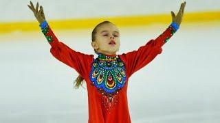 Якутяночка Моя программа сезона 2019 2020 Год назад Мирослава Лебедева 3 й юношеский разряд
