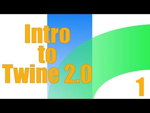 Intro to Twine 2.0