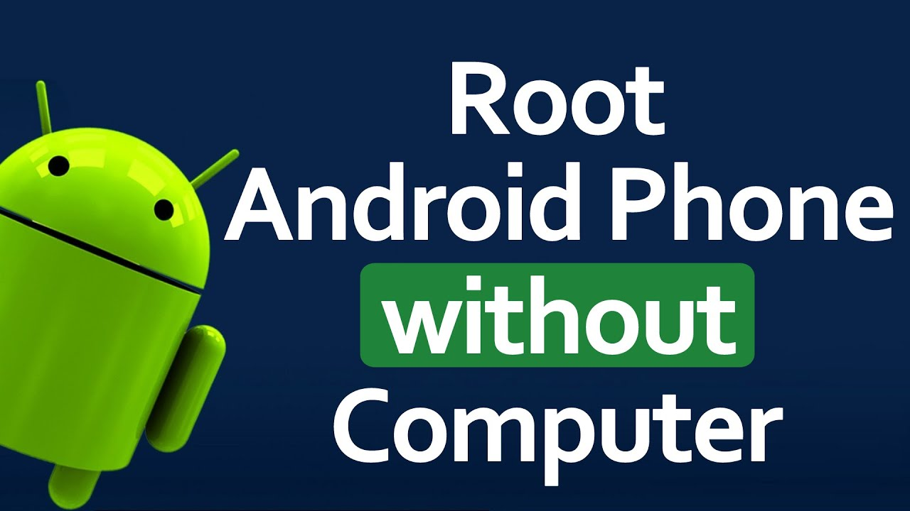 root mobile with pc