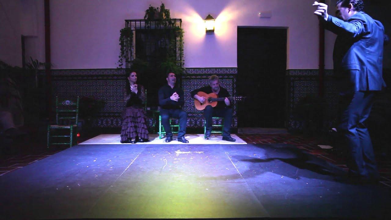 La casa del flamenco en sevilla youtube for Alquiler casa en umbrete sevilla
