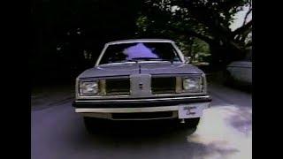 Behind The Wheel: 1980 Oldsmobile Omega