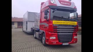 RASTA Перевозки негабаритных грузов(Транспортная компания F.P.H.U. RASTA - перевозка негабаритных грузов., 2015-01-14T15:36:53.000Z)