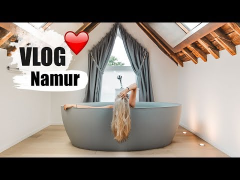 VLOG ♡ UN WEEK-END DE REVE A NAMUR !