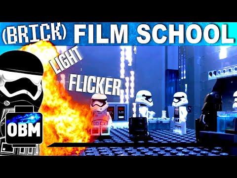 LIGHTING! - Destroy LEGO Light Flicker - (BRICK) FILM SCHOOL 2020: EP. 3