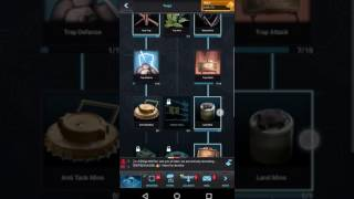 mobile strike traps secrets revealed eat a t4 march and capture the commander
