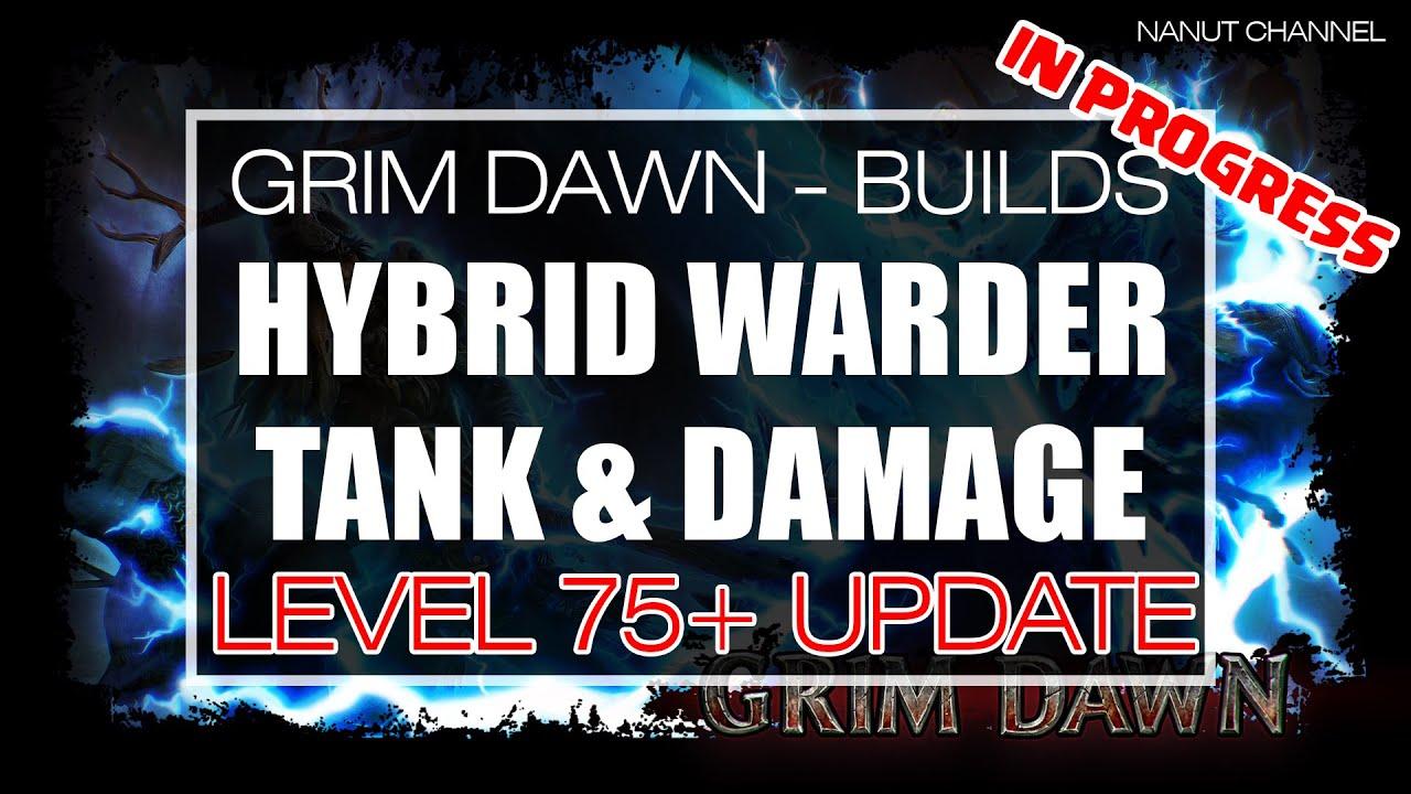 Grim Dawn | Warder (Soldier + Shaman) Hybrid build | Lvl 75+